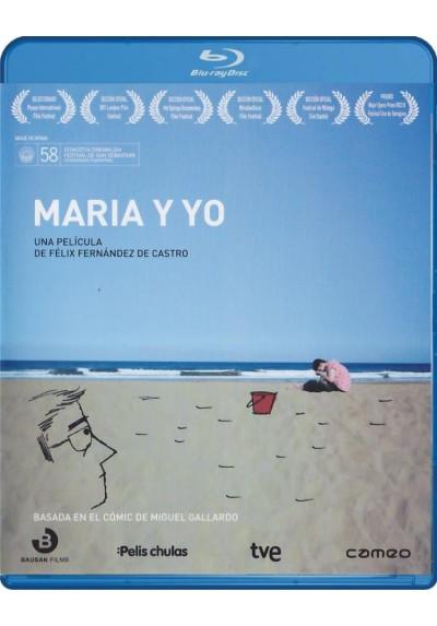 Maria Y Yo (Blu-Ray)
