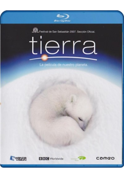 Tierra (2007) (Blu-Ray) (Earth)