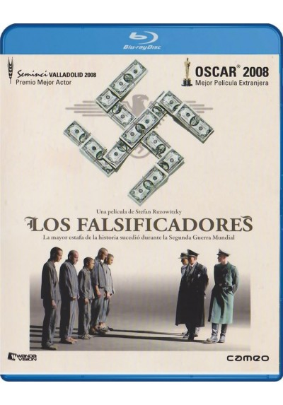 Los Falsificadores (Blu-Ray) (Die Fälscher)