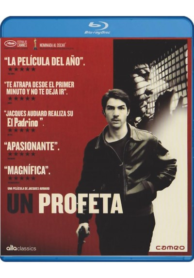 Un Profeta (Blu-Ray) (Un Prophète)