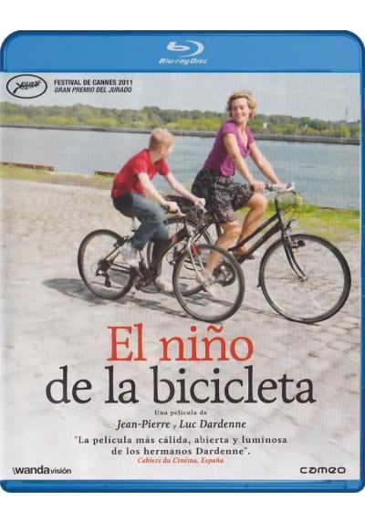 El Niño De La Bicicleta (Blu-Ray) (Le Gamin Au Vélo)