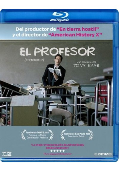 El Profesor (Blu-Ray) (Detachment)