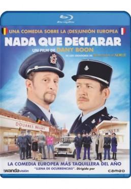 Nada Que Declarar (Blu-Ray) (Rien À Déclarer)