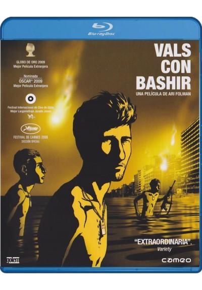 Vals Con Bashir (Blu-Ray) (Vals Im Bashir)