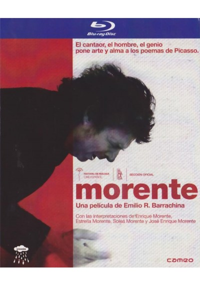Morente (Ed. Especial) (Blu-Ray)
