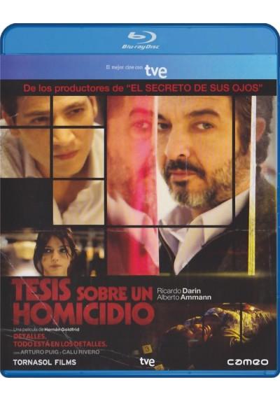 Tesis Sobre Un Homicidio (Blu-Ray)