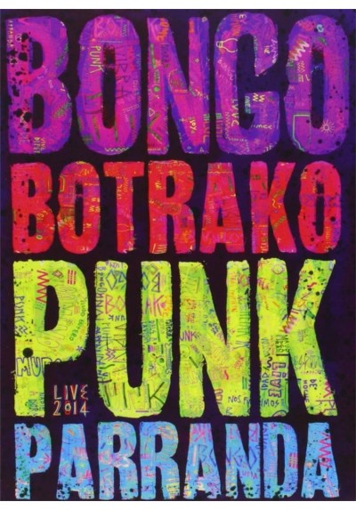 Pack Punk parranda + DVD