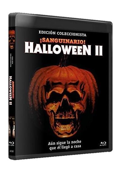 Halloween II : Sanguinario (Blu-Ray) (Edicion Especial)