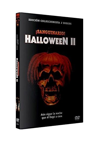 Halloween II : Sanguinario (Edicion Especial 2 discos)
