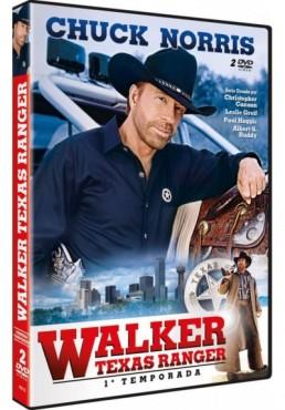 Pack Walker Texas Ranger - 1ª Temporada