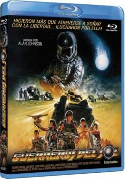 Guerreros Del Sol (Blu-Ray) (Solarbabies)