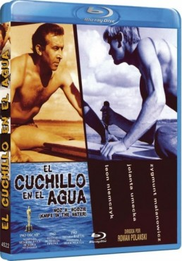 El Cuchillo En El Agua (Blu-Ray) (Nóz W Wodzie)