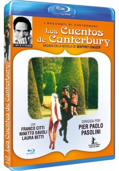 Los Cuentos De Canterbury (Blu-Ray) (I Racconti Di Canterbury)