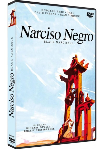 Narciso Negro (Dvd-R) (Black Narcissus)