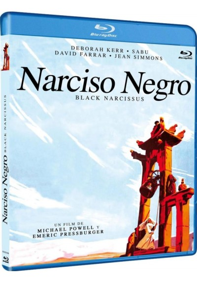 Narciso Negro (Bd-R) (Black Narcissus)