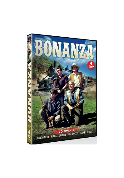 Pack Bonanza : La Serie - Vol. 5