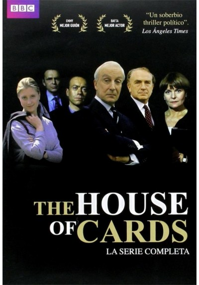 The House Of Cards - Serie Completa (V.O.S.) (House Of Cards) (La Serie Completa)