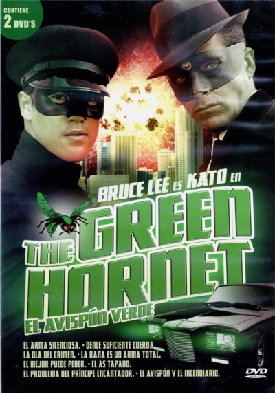 The Green Hornet (El Avispon Verde)