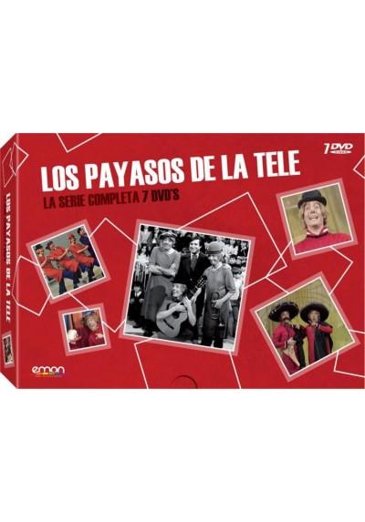 Coleccion Los Payasos De La Tele