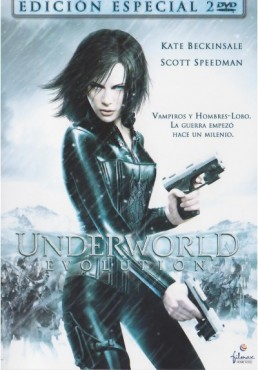 Underworld Evolution (Ed. Especial)