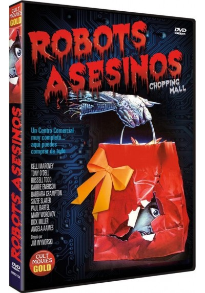 Robots Asesinos (Chopping Mall)