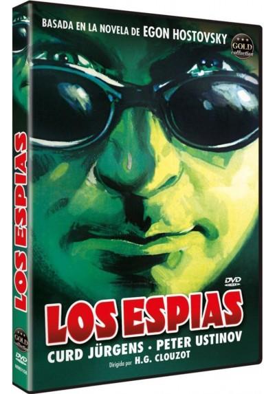 Los Espias (Les Espions)