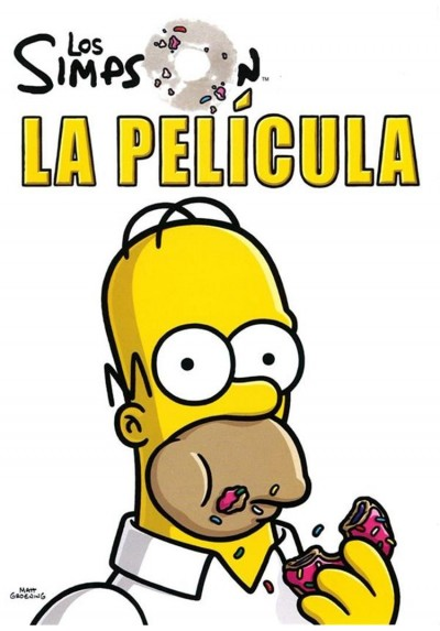 Los Simpson, La Película (The Simpsons Movie)