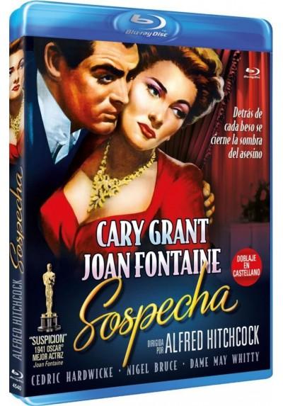 Sospecha (Blu-Ray) (Suspicion)