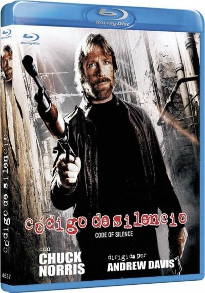 Codigo De Silencio (Blu-Ray) (Code Of Silence)