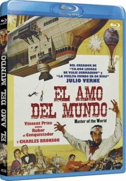 El Amo Del Mundo (Blu-Ray) (Master Of The World)