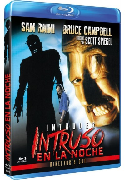 Intruso En La Noche (Blu-Ray) (Intruder)