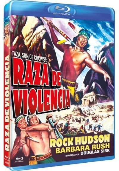 Raza De Violencia (Blu-Ray) (Taza, Son Of Cochise)