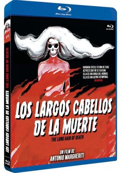 Los Largos Cabellos De La Muerte (Blu-Ray) (Bd-R) I Lunghi Capelli Della Morte