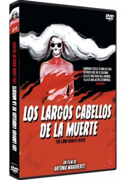Los Largos Cabellos De La Muerte (Dvd-R) I Lunghi Capelli Della Morte