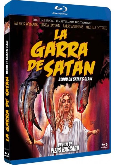 La Garra De Satan (Blu-Ray) (Bd-R) The Blood On Satan'S Claw