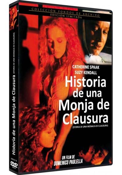 Historia De Una Monja De Clausura (Dvd-R) (Storia Di Una Monaca Di Clausura)