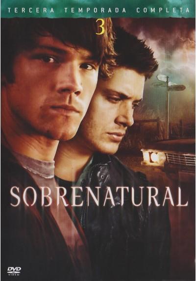 Sobrenatural - 3ª Temporada (Supernatural)