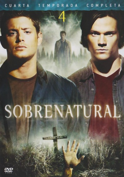 Sobrenatural - 4ª Temporada (Supernatural)