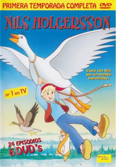 Nils Holgersson - 1ª Temporada (Nils No Fushigi Na Tabi)