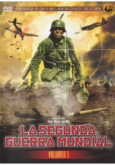 Pack La Segunda Guerra Mundial - Volumen 1