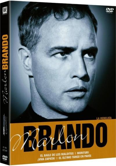 Pack Marlon Brando - Esenciales Actores