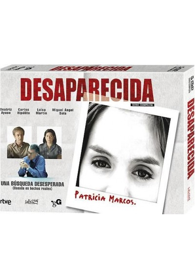 Desaparecida : Patricia Marcos - Serie Completa