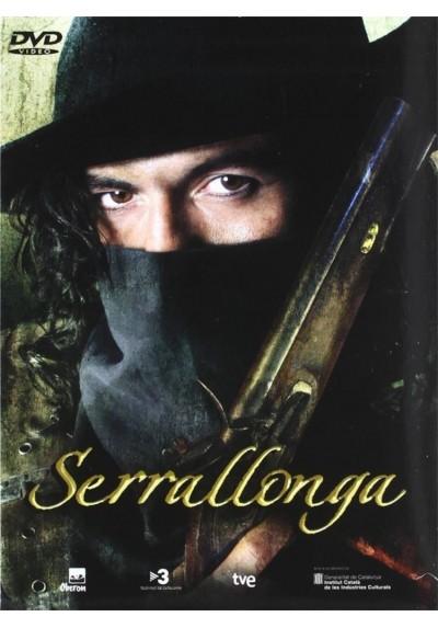 Serrallonga (Estuche en Catalan) (Estuche Digipack)