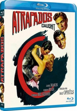 Atrapados (Blu-Ray) (Bd-R) (Caught)