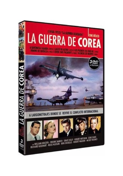 PACK LA GUERRA DE COREA