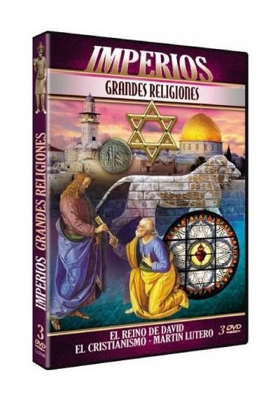 """PACK IMPERIOS """"GRANDES RELIGIONES"""""""