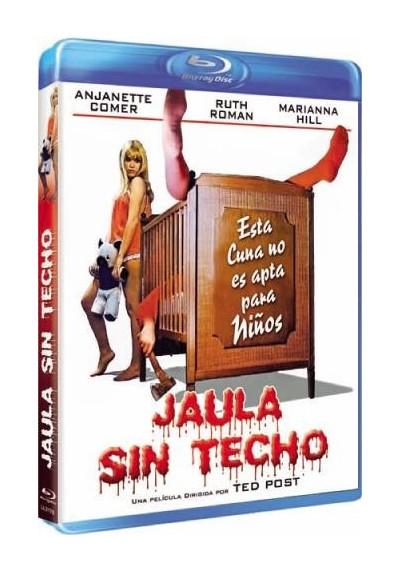 Jaula Sin Techo (Blu-Ray) (The Baby)