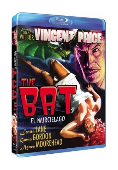 The Bat (Blu-Ray)