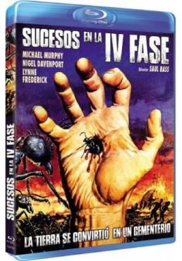 Sucesos En La IV Fase (Blu-Ray) (Phase IV)