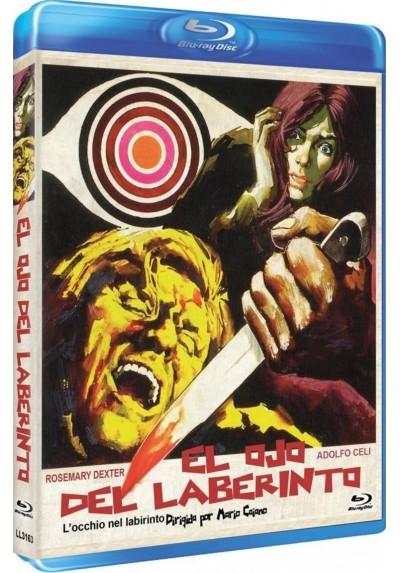 El Ojo Del Laberinto (Blu-Ray) (L'Occhio Nel Labirinto)